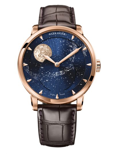 Đồng Hồ Nam Agelocer Moon Phases 6404D2